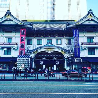 歌舞伎座の写真・画像素材[1182387]