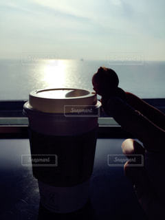 コーヒーカップの写真・画像素材[1179902]