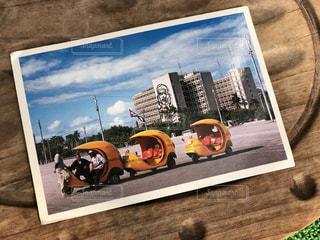 キューバからの絵葉書の写真・画像素材[1181247]
