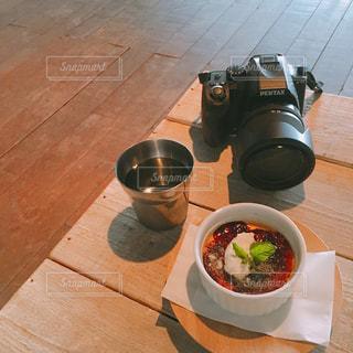 お気に入りカフェの写真・画像素材[1187187]