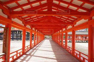厳島神社の写真・画像素材[1188061]