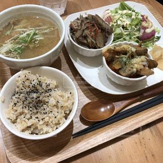 有機野菜カフェのヘルシーランチ - No.1252718