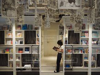 宿泊施設兼図書館兼飲食店の写真・画像素材[2963629]