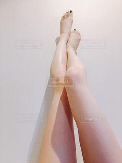 生足の写真・画像素材[1182231]