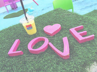 LOVEの写真・画像素材[1181259]