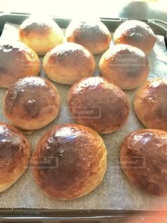 焼きたて手作りパンの写真・画像素材[1181914]