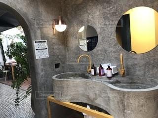 洗面所の写真・画像素材[1488468]