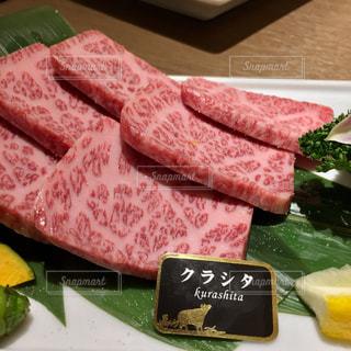 美しい肉たちの写真・画像素材[1185778]