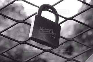 フェンスと鍵 - No.1183828