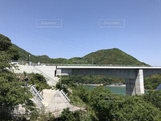 新天門橋 工事中の写真・画像素材[1183972]