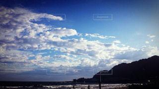 鎌倉の青空の写真・画像素材[1374290]