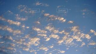 空の雲の群の写真・画像素材[3773919]