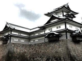 お城の風景の写真・画像素材[1202195]