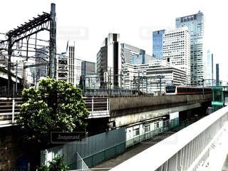 東京の電車の写真・画像素材[1233849]