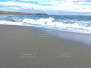 波と風の強さの写真・画像素材[1275386]
