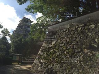 岡山城の風景の写真・画像素材[1292620]
