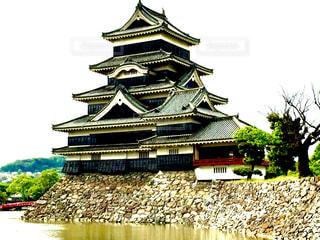 松本城天守の写真・画像素材[1380265]