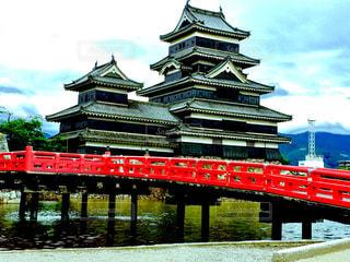 松本城の写真・画像素材[1380266]