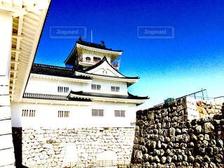 富山城の風景の写真・画像素材[1391613]