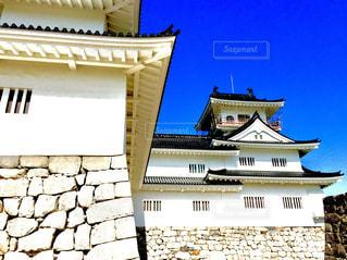 富山城の前の写真・画像素材[1391615]