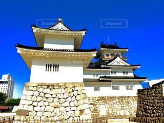 富山城の写真・画像素材[1391616]