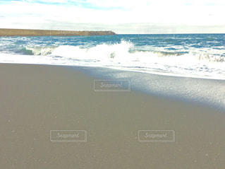波の写真・画像素材[1392028]