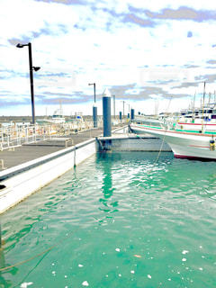 港の風景の写真・画像素材[1392146]