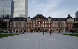 東京駅の写真・画像素材[1184744]