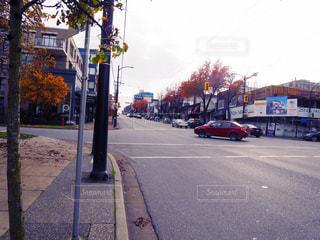 道路の写真・画像素材[292692]