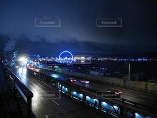 夜景の写真・画像素材[307472]