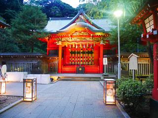神社の写真・画像素材[698302]