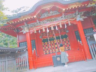 神社の写真・画像素材[698305]