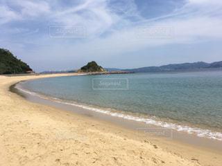 伊王島のビーチの写真・画像素材[1184852]