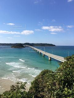 角島大橋の写真・画像素材[1197765]