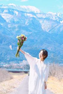花束の写真・画像素材[1186111]
