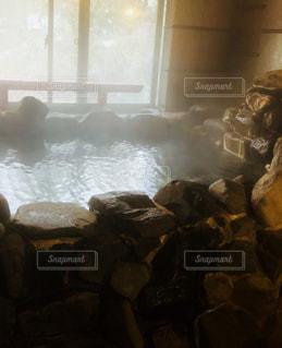 貸切風呂の写真・画像素材[1186909]