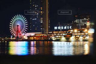 神戸の夜景の写真・画像素材[1609824]