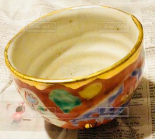 お気に入りの茶器の写真・画像素材[1188351]