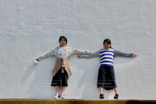 姉妹の写真・画像素材[1188487]