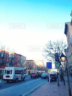 サンフランシスコの通りの写真・画像素材[1198010]