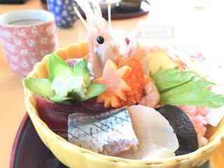 松島の海鮮丼の写真・画像素材[1198319]