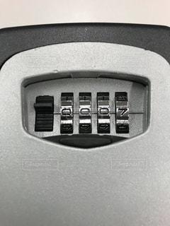鍵の写真・画像素材[1190296]