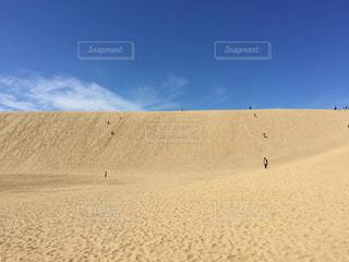 鳥取砂丘の写真・画像素材[1190702]