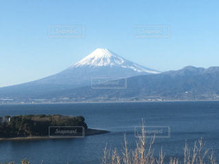 富士山1、大瀬よりの写真・画像素材[1198732]