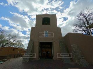 サンミゲル教会の写真・画像素材[1230271]
