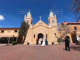 海外の教会の写真・画像素材[1230275]
