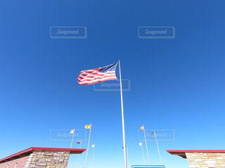 アメリカ4コーナーズの写真・画像素材[1230338]
