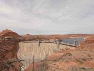 アメリカ ダムの写真・画像素材[1230401]