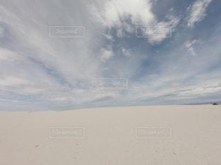 アメリカ ホワイトサンズの写真・画像素材[1232429]
