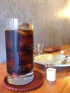 カフェで飲む珈琲の写真・画像素材[1193674]